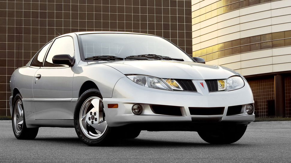 Ugly Grilles, Pontiac Sunfire