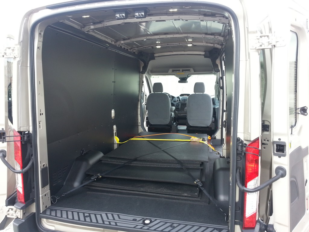 Outfitted For Work The Ford Transit Upfitter Gallery
