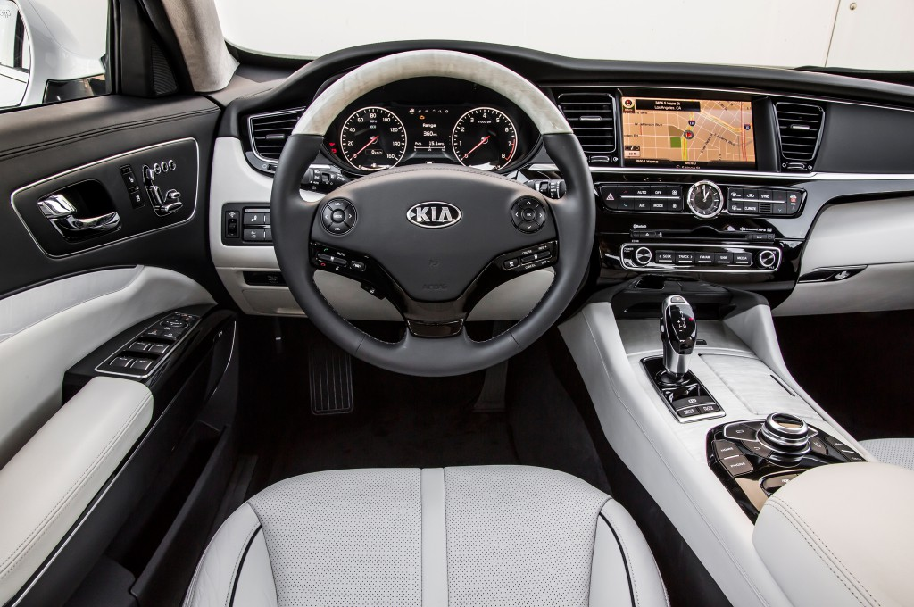 Test Drive: 2015 Kia K900 | The Daily Drive | Consumer ...