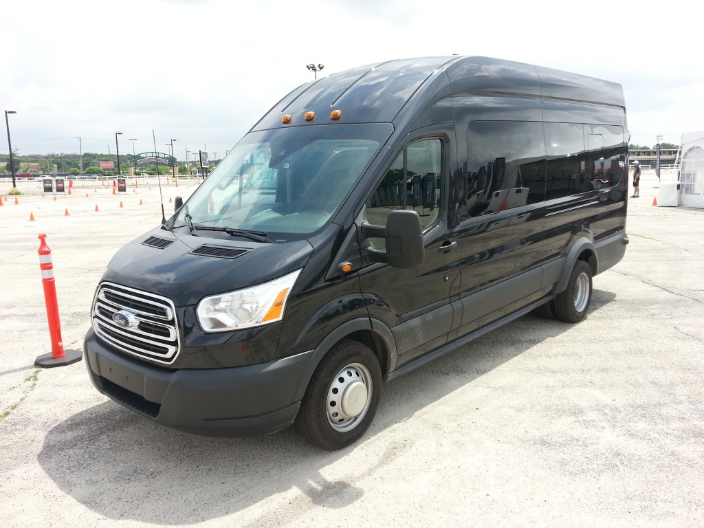 2015 Ford Transit high-roof