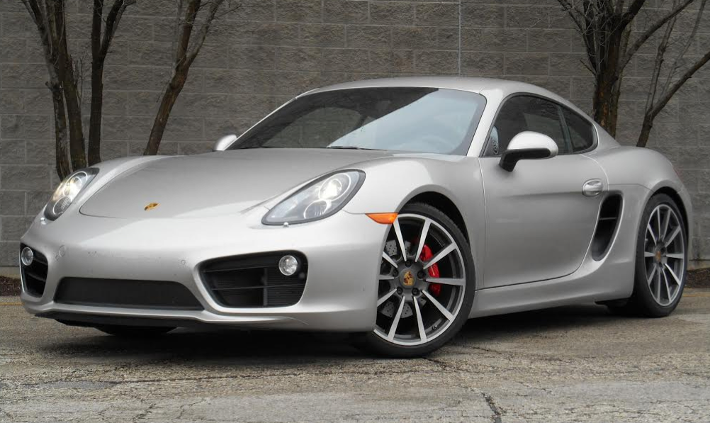 Test Drive 2014 Porsche Cayman S The Daily Drive