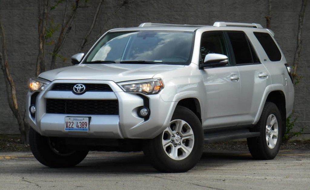 test drive: 2014 toyota 4runner | the daily drive | consumer guide