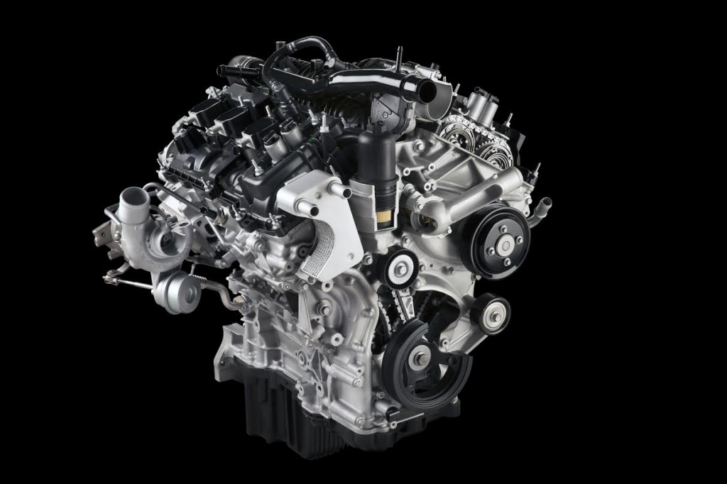 Ford 2.7-liter EcoBoost engine