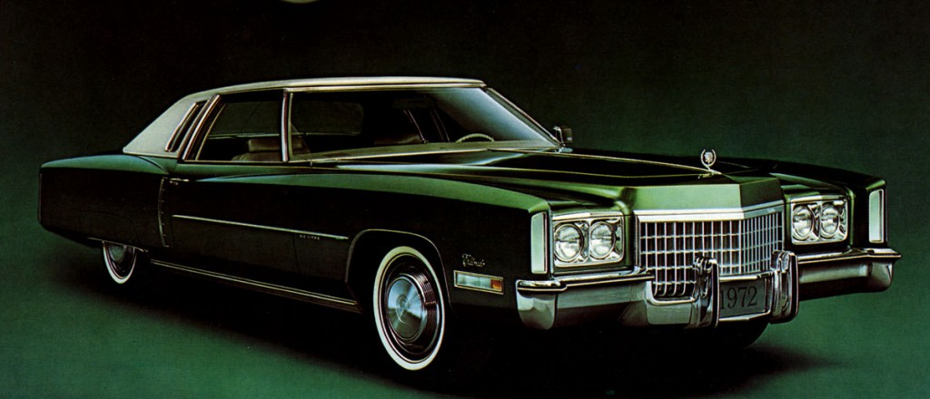 The 5 Most-Expensive American Cars of 1972 | The Daily ...