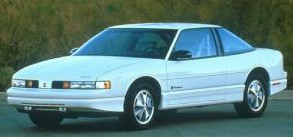 1991 Oldsmobile Cutlass Supreme