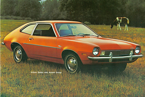 1972 Ford Pinto & The 7 Cheapest American Cars of 1972 (With AM and Auto) | The ... markmcfarlin.com