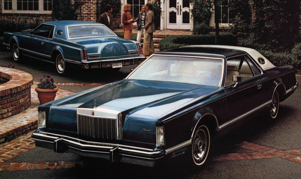 The 5 Most Expensive American Cars Of 1977 The Daily Drive