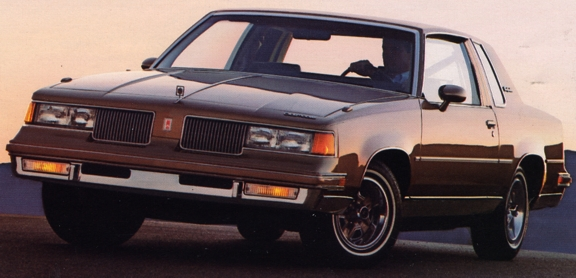 olds_cutlass_supreme_classic_brown_1988