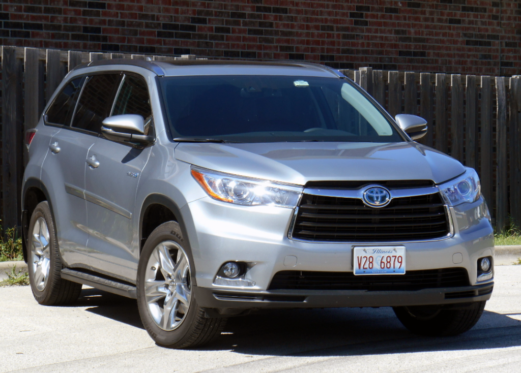 The 2014 Toyota Highlander Hybrid Is EPA Rated At 27 Mpg City, And 28 Mpg  Highway. How Did We Do? Read On.