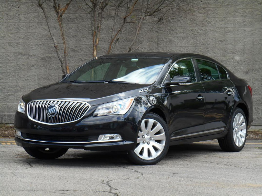 Test Drive 2014 Buick Lacrosse Awd The Daily Drive Consumer