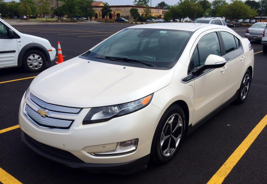 Test Drive: 2014 Chevrolet Volt | The Daily Drive | Consumer Guide ...