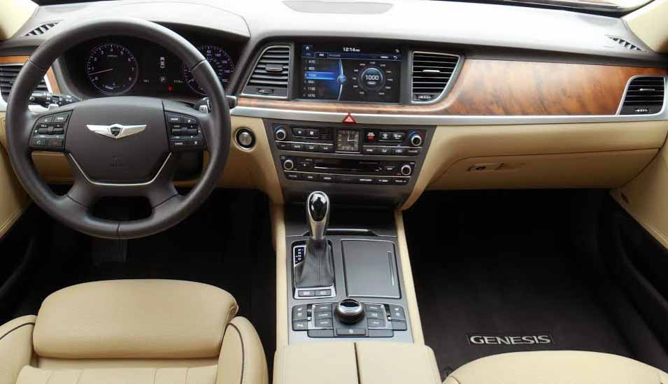 Test Drive 2015 Hyundai Genesis V8 The Daily Drive Consumer Guide The Daily Drive