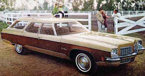 The 5 Most-Expensive American Wagons of 1972 | The Daily ...