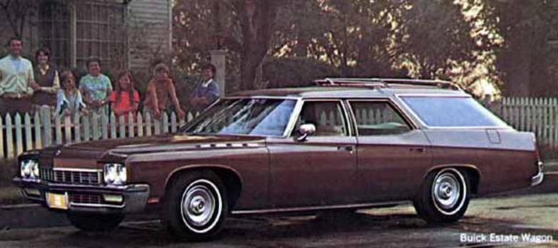 The 5 Most Expensive American Wagons Of 1972 The Daily