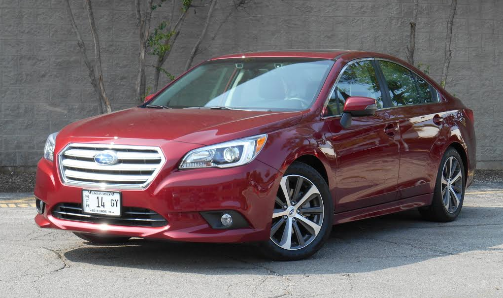 Subaru Legacy 3.6 R >> Test Drive 2015 Subaru Legacy 3 6r Limited The Daily
