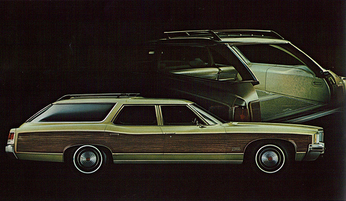 1972 Pontiac Grand Safari