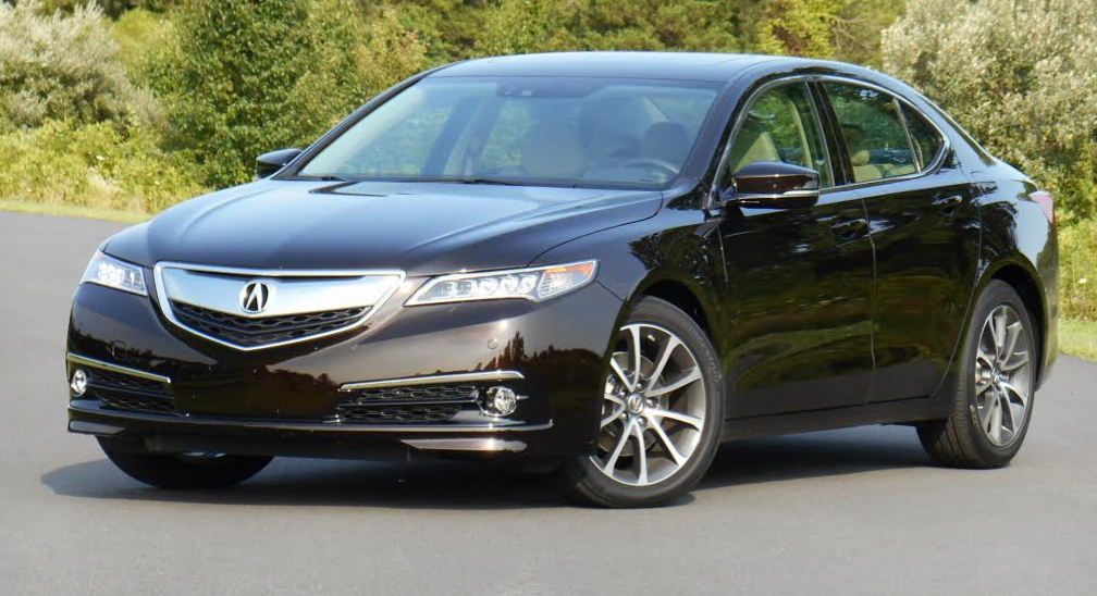 2015 acura tlx a combination that works the daily drive. Black Bedroom Furniture Sets. Home Design Ideas
