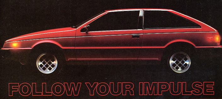 1985 Isuzu Impulse