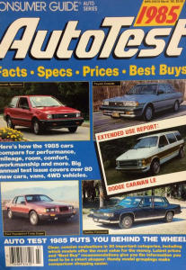 Sporty Coupes of 1985
