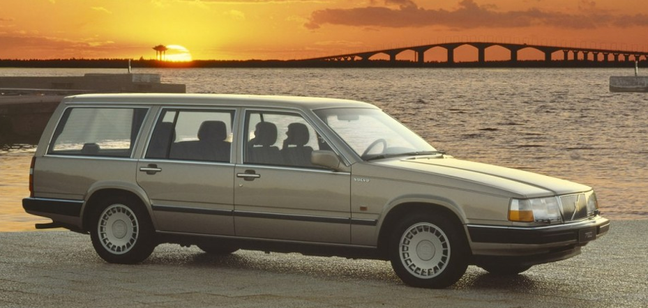 1990 Volvo 760 GLE Turbo Wagon