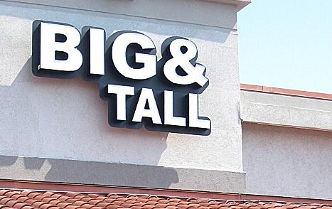 Big and Tall