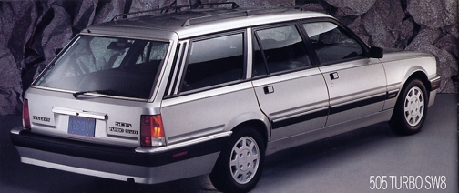 Wagons of 1990