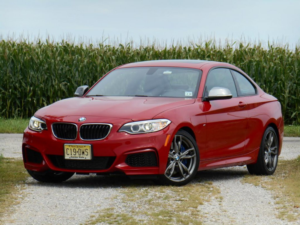 Test Drive 2014 Bmw M235i The Daily Drive Consumer