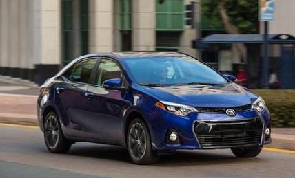 Test Drive 2014 Toyota Corolla S Premium The Daily Drive