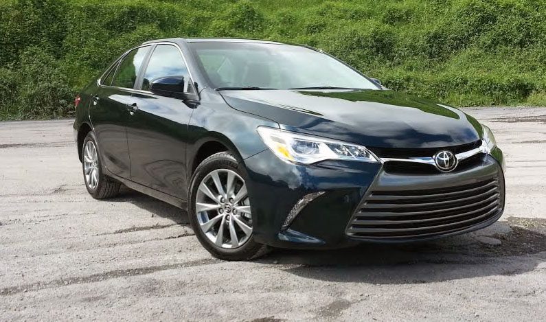 2015 Toyota Camry The Same And Better The Daily Drive