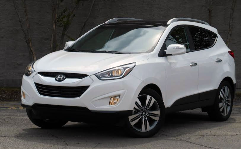 Test Drive 2014 Hyundai Tucson Limited The Daily Drive