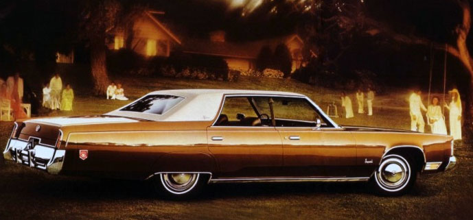1974 Chrysler Imperial LeBaron Sedan