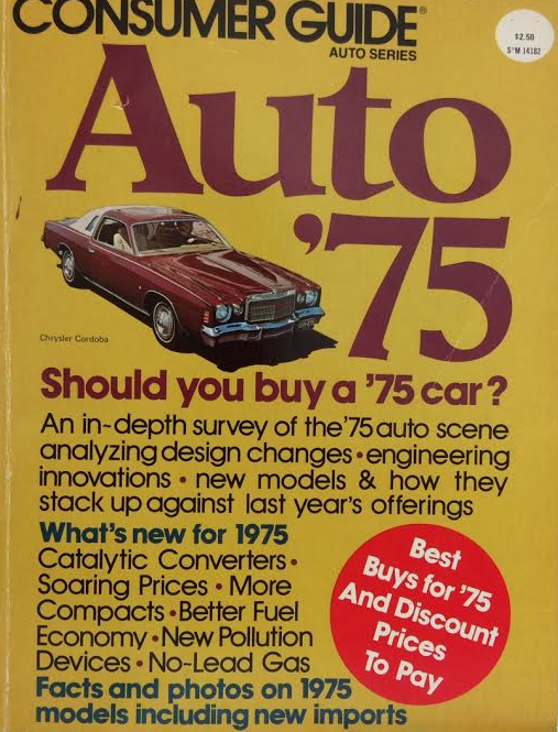 the consumer guide best buys of 1975 the daily drive consumer rh blog consumerguide com Auto Insurance Auto Insurance