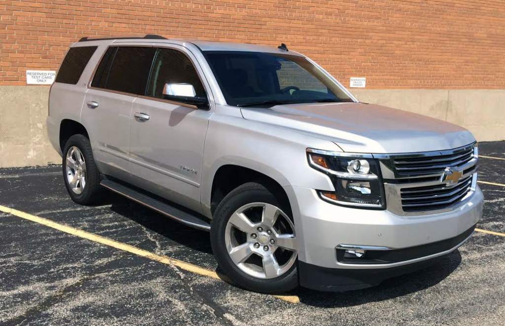 Test Drive 2015 Chevrolet Tahoe Ltz The Daily Drive Consumer Guide The Daily Drive Consumer Guide