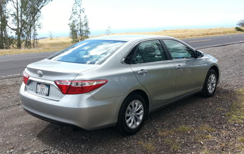 2015 Camry LE