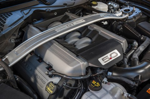 2015 Ford Mustang GT Engine 5.0