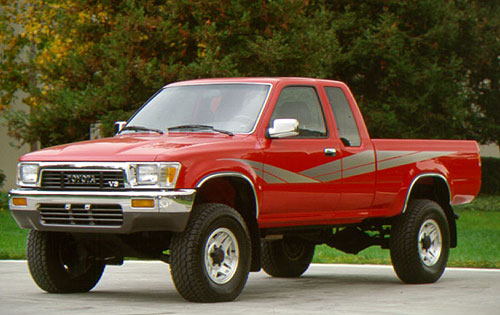 The Small Pickups of 1989 | The Daily Drive | Consumer Guide