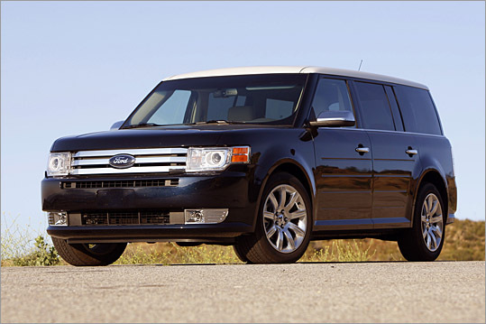 2009 Ford Flex & 5 Ugly Cars We Love | The Daily Drive | Consumer Guide® The Daily ... markmcfarlin.com