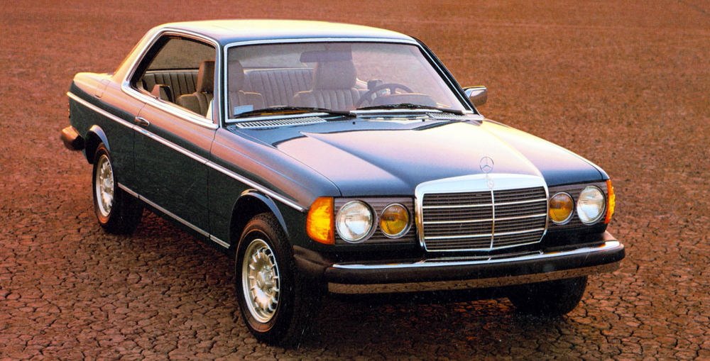 Mercedes-Benz 300CD