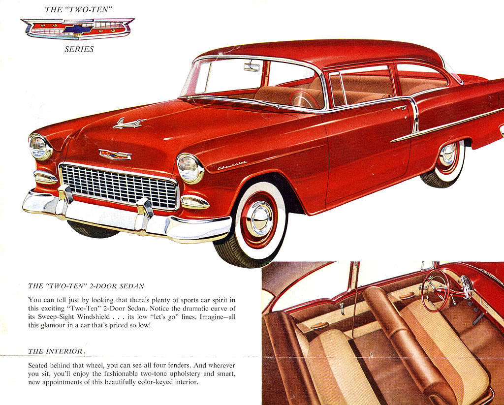 The 1955 Auto Brochure Power Quiz | The Daily Drive | Consumer ...