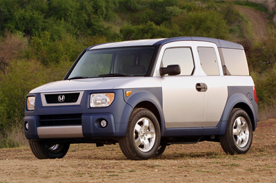 2003 Honda Element, Ugly Cars We Love