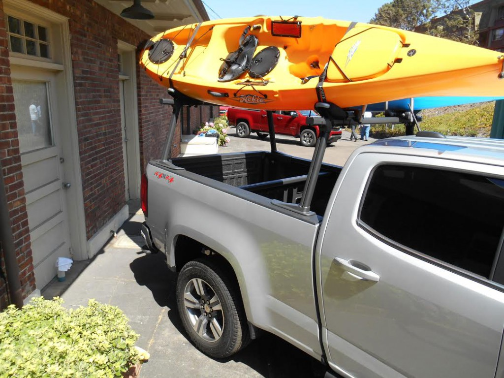 2015 Chevrolet Colorado And Gmc Canyon Bigger Fish In A