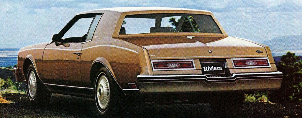 1980 Riviera S Type, Most-Powerful American Cars