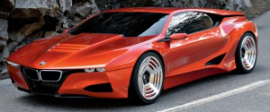 Was the i8 originally conceived as the next M1? Click here and decide for yourself. 2015 BMW i8