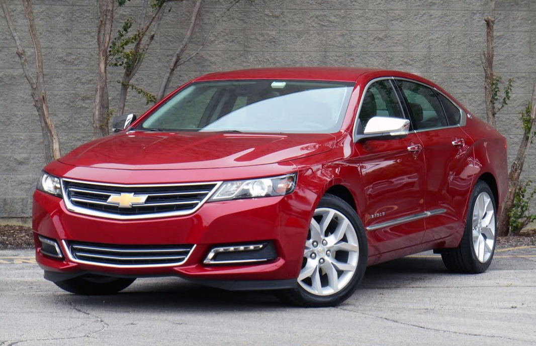 test drive 2015 chevrolet impala ltz the daily drive consumer guide the daily drive. Black Bedroom Furniture Sets. Home Design Ideas