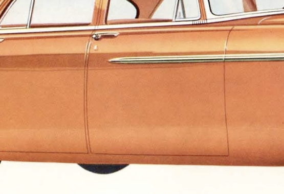 1955 Plymouth, 1955 Auto Brochure