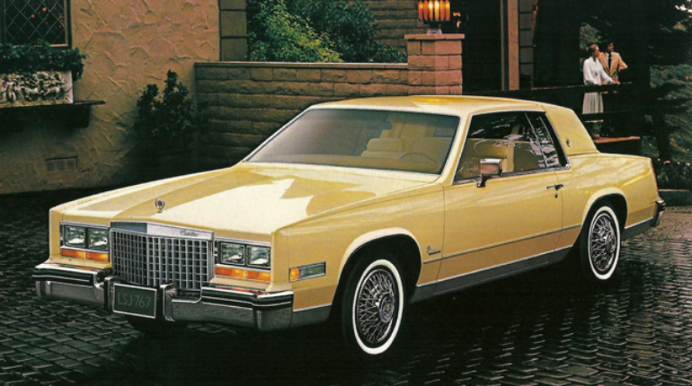 The 6 Best Looking Cars Of 1980 The Daily Drive