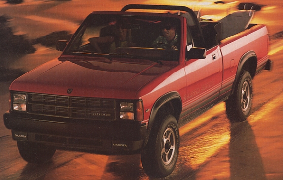 1989 Dodge Dakota Sport