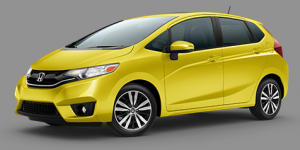 2015 Honda Fit EX Automatic