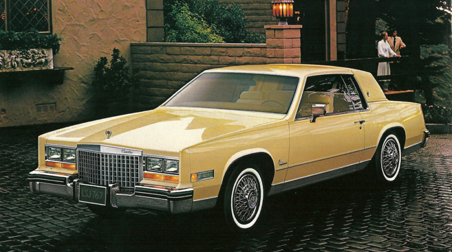 1980 Cadillac Eldorado, Best-Looking Cars of 1980