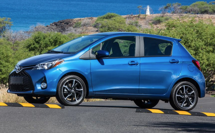 First Spin: 2015 Toyota Yaris | The Daily Drive | Consumer ...